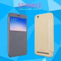 Кожаный чехол (книжка) Nillkin Sparkle Series для Xiaomi Redmi 5A