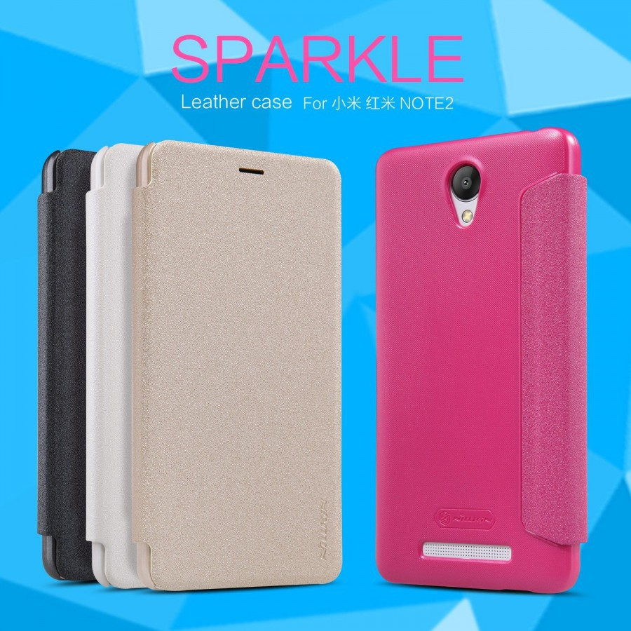 Nillkin Sparkle Series Xiaomi Redmi Note 2 Prime