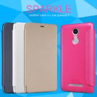 Купить Кожаный чехол (книжка) Nillkin Sparkle Series для Xiaomi Redmi Note 3 / Redmi Note 3 Pro