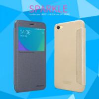 Кожаный чехол (книжка) Nillkin Sparkle Series для Xiaomi Redmi Y1 Lite