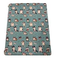 Купить Кожаный чехол-книжка TTX (Cats) с подставкой для Apple iPad mini 4