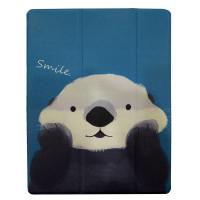 Купить Кожаный чехол-книжка TTX Elegant Animals для Apple IPAD 2/3/4