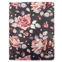 """Шкіряний чохол-книжка TTX (Flowers) з підставкою для Apple iPad Pro 9,7"""""""
