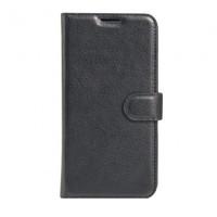 Купить Кожаный чехол (книжка) Wallet с визитницей для Samsung Galaxy J2 Core (2018), Epik