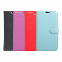 Купить Кожаный чехол (книжка) Wallet с визитницей для Samsung Galaxy S9, Epik