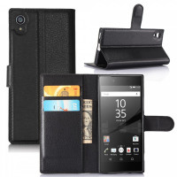 Чехол (книжка) Wallet с визитницей для Sony Xperia XA1 Plus / XA1 Plus Dual