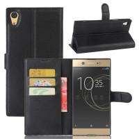 Чохол (книжка) Wallet з візитницею для Sony Xperia XA1 Ultra