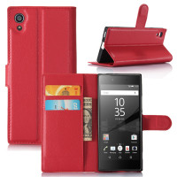 Чохол (книжка) Wallet з візитницею для Sony Xperia XA1 / XA1 Dual