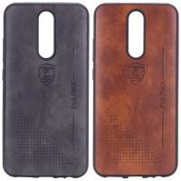 Кожаный чехол-накладка PULOKA Desi для Xiaomi Redmi 8 / 8a