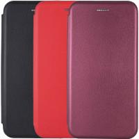 Кожаный чехол (книжка) Classy для Samsung Galaxy A21