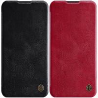Кожаный чехол (книжка) Nillkin Qin Series для Samsung Galaxy A11