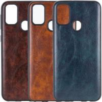 Кожаный чехол Lava для Samsung Galaxy M21