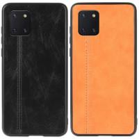 Кожаный чехол Line для Samsung Galaxy Note 10 Lite (A81)