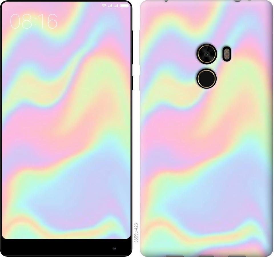 Чехол на Xiaomi Mi MiX пастель