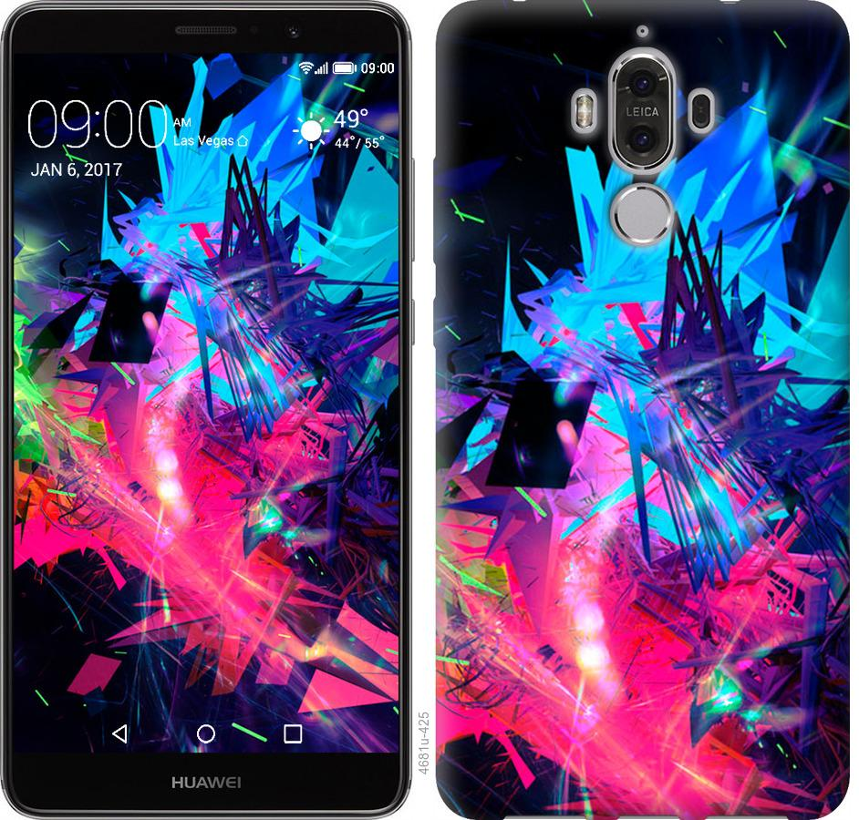 Чохол на Huawei Mate 9 Абстрактний чохол