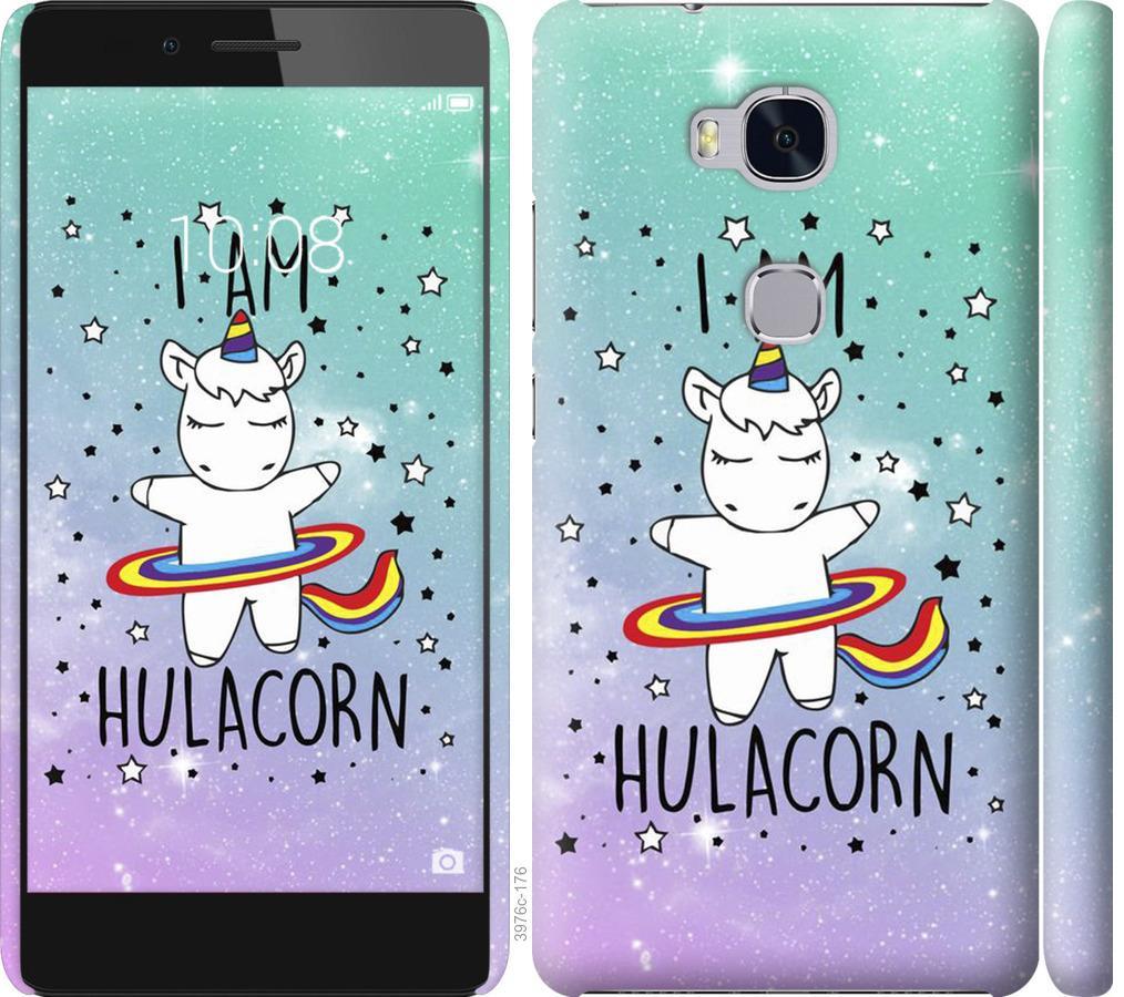 Чехол на Huawei Honor 5X Im hulacorn
