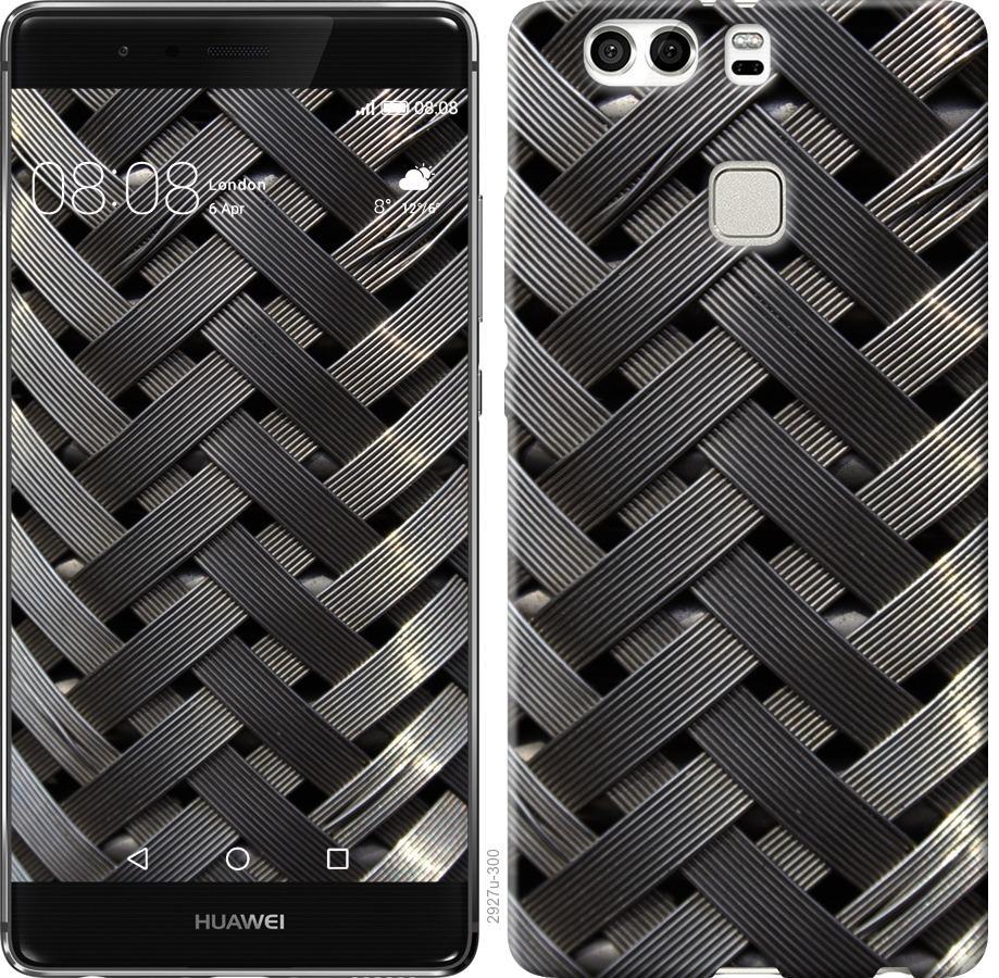 Чехол на Huawei P9 Plus Металлические фоны