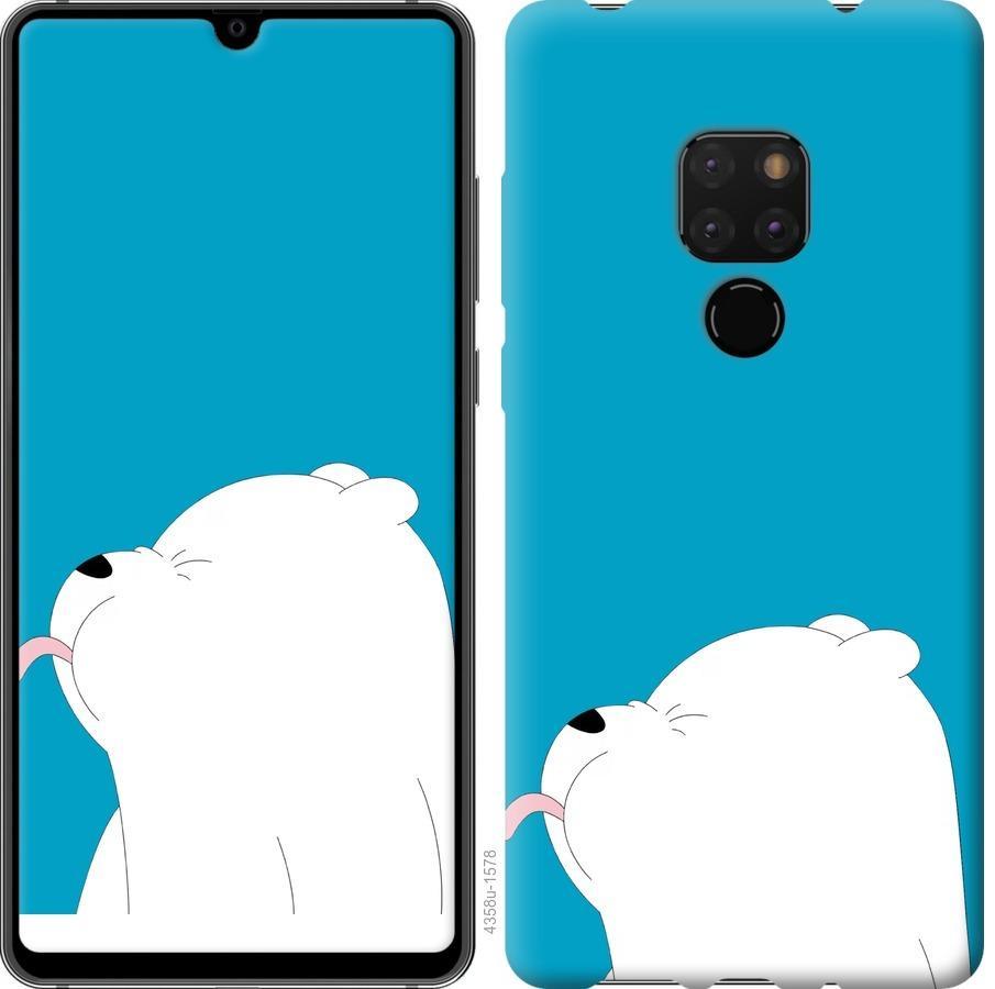 Чехол на Huawei Mate 20 Мишка 1