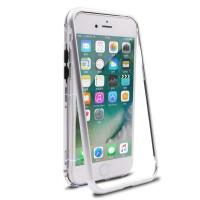 Купить Metal+Glass чехол с магнитной защелкой для Apple iPhone 7 / 8 (4.7 ), Epik