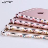 "Металлический бампер Lofter Cutie Series для Apple iPhone 7 / 8 (4.7"")"