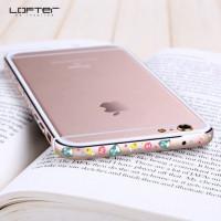 Металевий бампер Lofter Cutie Series для Apple iPhone 7 (4.7'')