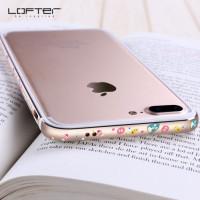 "Металлический бампер Lofter Cutie Series для Apple iPhone 7 plus / 8 plus (5.5"")"