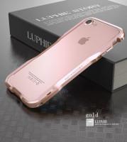 "Металлический бампер Luphie Razon для Apple iPhone 7 / 8 (4.7"")"