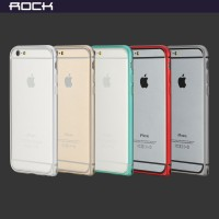 "Металевий бампер Rock Arc Slim Guard для Apple iPhone 6/6s (4.7"")"
