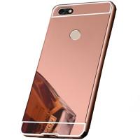 Купить Металлический бампер с акриловой вставкой с зеркал.покрыт для Huawei Y6 Pro (2017) /Nova Lite (2017), Epik