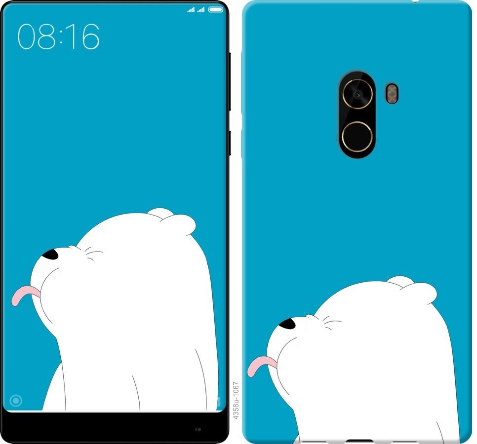 Чехол на Xiaomi Mi MiX 2 Мишка 1