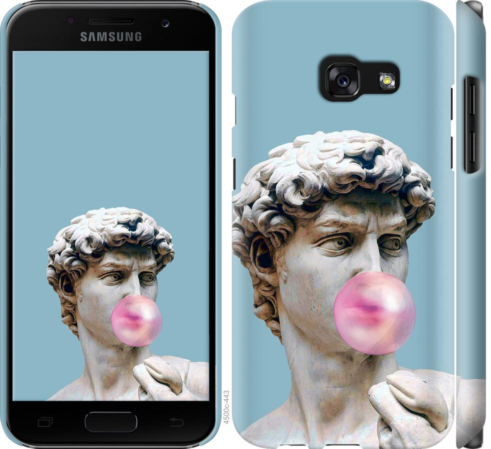 Чехол на Samsung Galaxy A3 (2017) Микеланджело