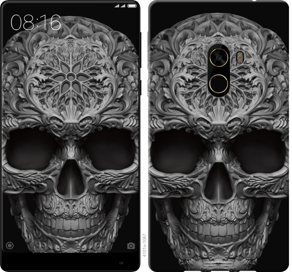 Чехол на Xiaomi Mi MiX 2 skull-ornament