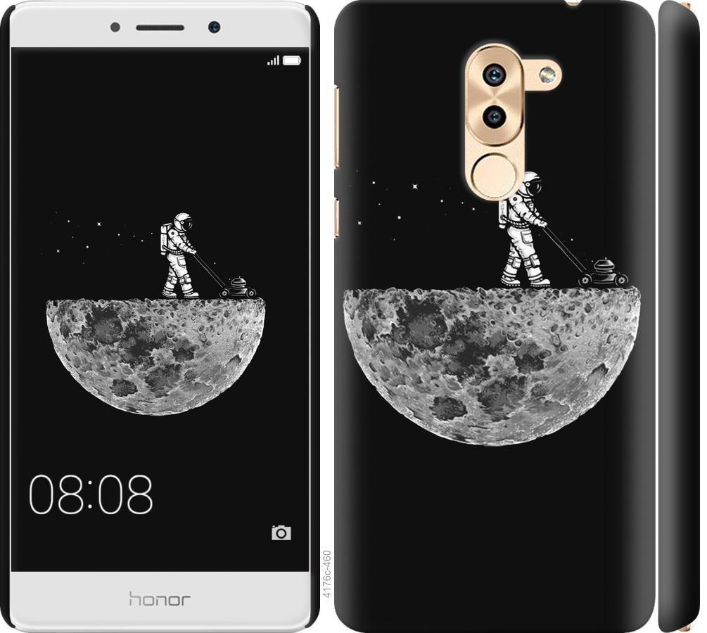 Чехол на Huawei Mate 9 Lite Moon in dark