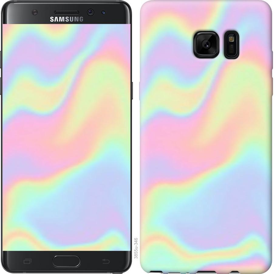 Чехол на Samsung Galaxy Note 7 Duos N930F пастель