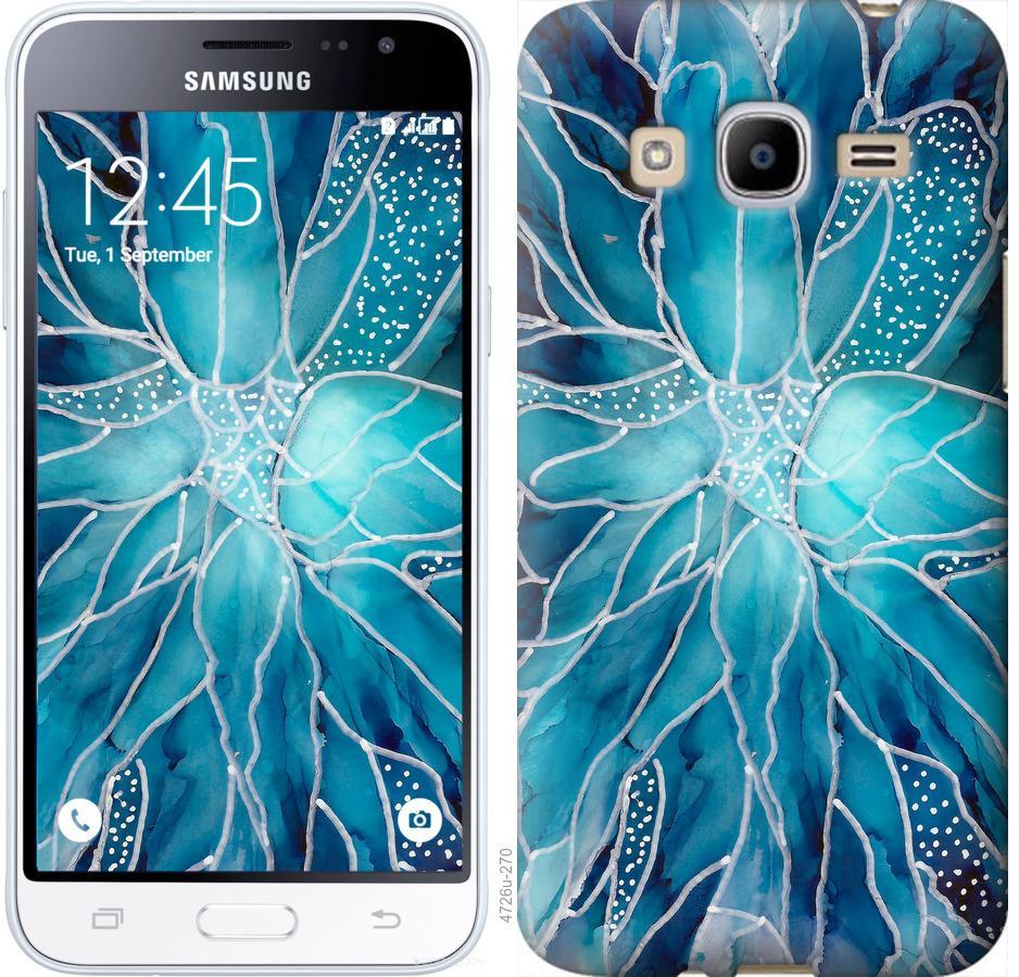 Чехол на Samsung Galaxy J2 (2016) J210 чернило