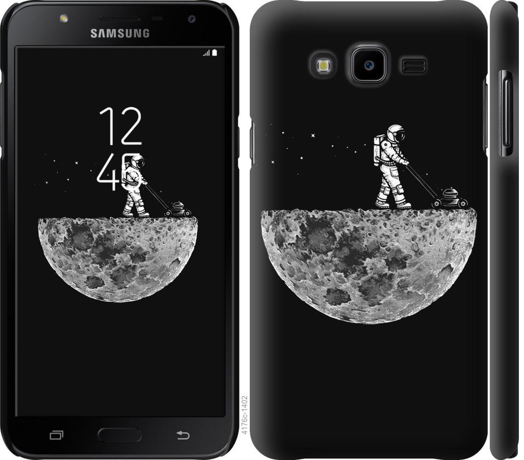 Чехол на Samsung Galaxy J7 Neo J701F Moon in dark