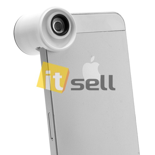 Фото Набор линз 3 в 1 TEOG для Apple iPhone 5/5S/SE на itsell.ua