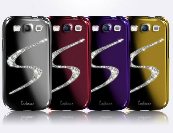 Накладка Dreamplus Eileen Metal S-LIME Series для Samsung i9300 Galaxy S3(+пленка)