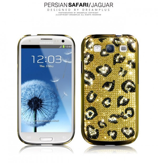 Фото Накладка Dreamplus Persian Safari Series для Samsung i9300 Galaxy S3(+пленка) на itsell.ua