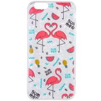"Накладка Glue Case Фламинго для Apple iPhone 6/6s (4.7"")"