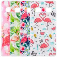 Купить Чехлы, Накладка Glue Case Фламинго для Samsung Galaxy S10+, Epik
