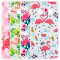 Накладка Glue Case Фламинго для Samsung Galaxy S10e
