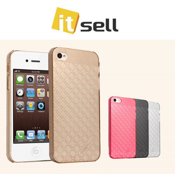 Купить Накладка HelloDeere Jewel Series для Apple iPhone 4/4S за 163 грн