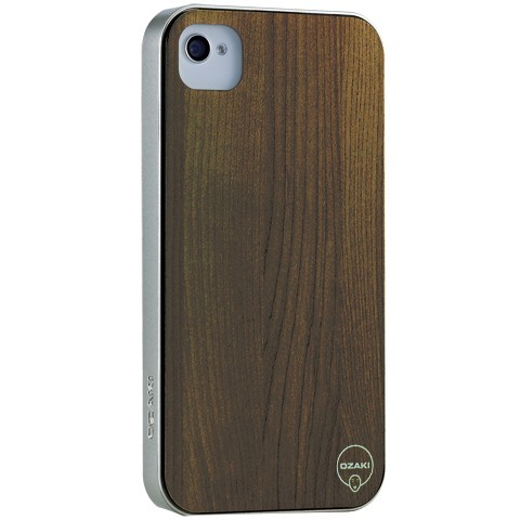 Купить Накладка Ozaki iCoat Wood для Apple iPhone 4/4S  за 189 грн