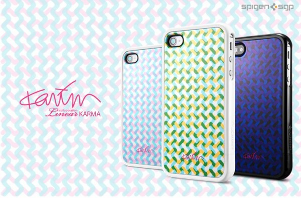 Купить Чехол SGP Linear Collaboration Karim Rashid [Karma] для iPhone 4/4S за 286 грн