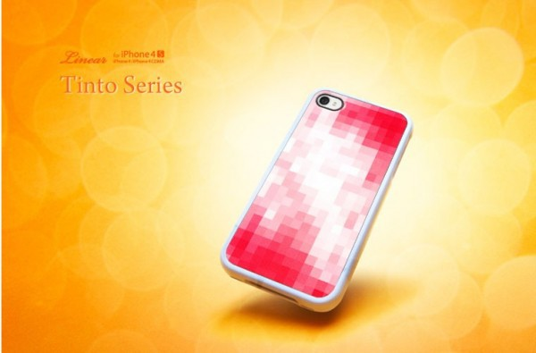 Фото Чехол SGP Linear Tinto Series для iPhone 4/4S Красный / Tinto red в магазине itsell.ua