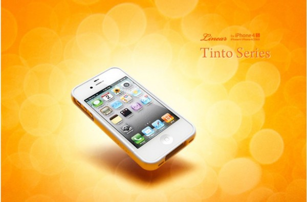 Чехол SGP Linear Tinto Series для iPhone 4/4S Красный / Tinto red в магазине itsell.ua