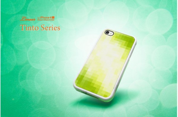 Фото Чехол SGP Linear Tinto Series для iPhone 4/4S Зеленый / Tinto green в магазине itsell.ua