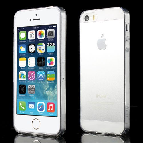 Купить TPU чехол Ultrathin для Apple iPhone 5/5S за 119 грн