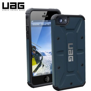 Накладка UAG Series для Apple iPhone 5/5S/SE (+ пленка)